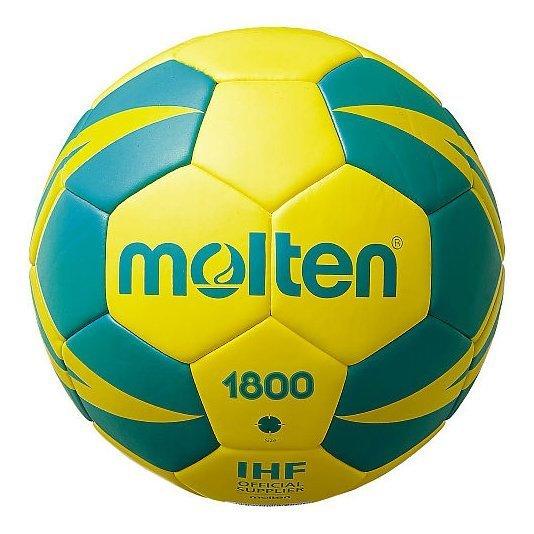 H0X1800-YG Piłka do ręcznej Molten 1800