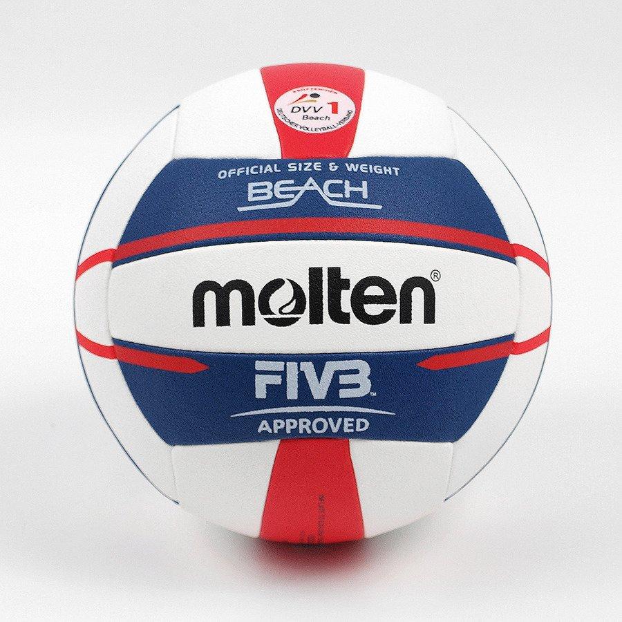 V5B5000-DE Piłka siatkowa Molten Beach 5000 FIVB plażowa meczowa